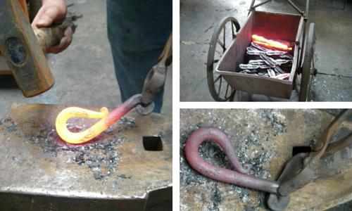 Galbusera Handwerker hand Italien como Hammer dk