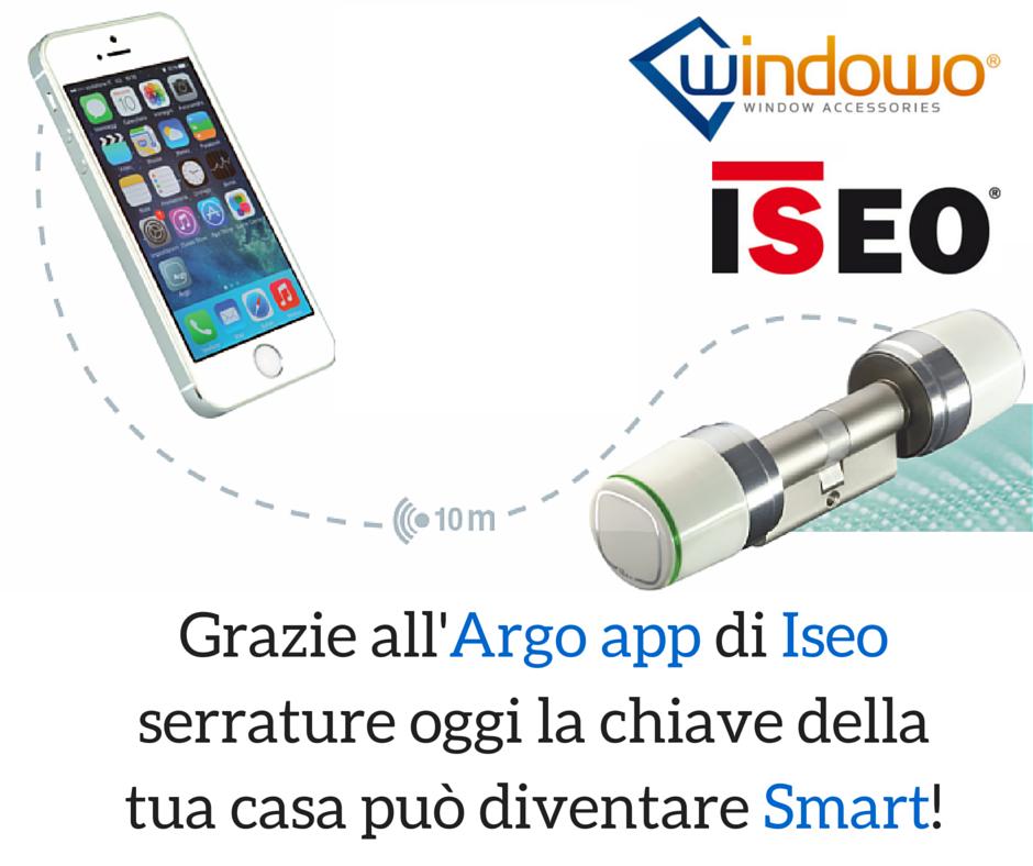 Aprire la porta con lo smartphone novit windowo - Aprire porta senza chiave ...