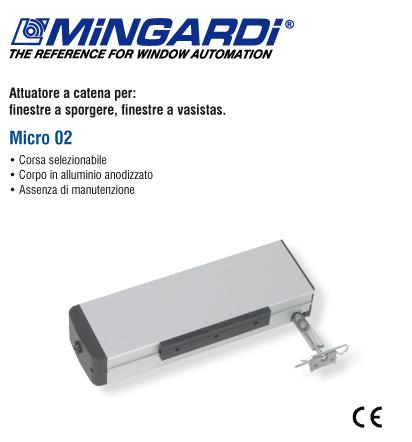 Mingardi Micro 02