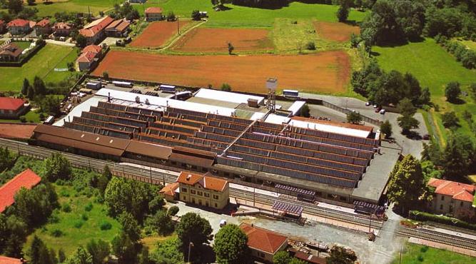 Mustad Schrauben in Italien produziert