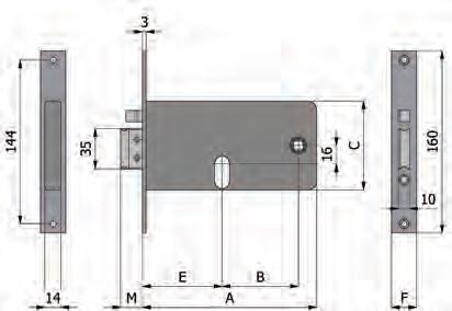 Der Zwischenspeicher mit Durchfluss Omec Eigenschaften