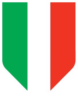 Pasini Griffe in Italien produziert