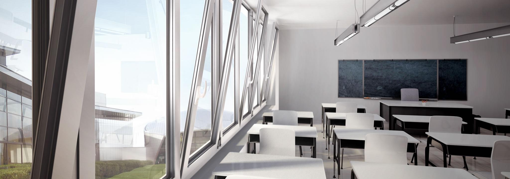 Savio Zubehör für Türen und Fenster aus Aluminium | Windowo