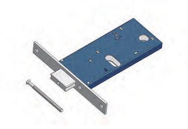 Profili in alluminio per zanzariere fisse