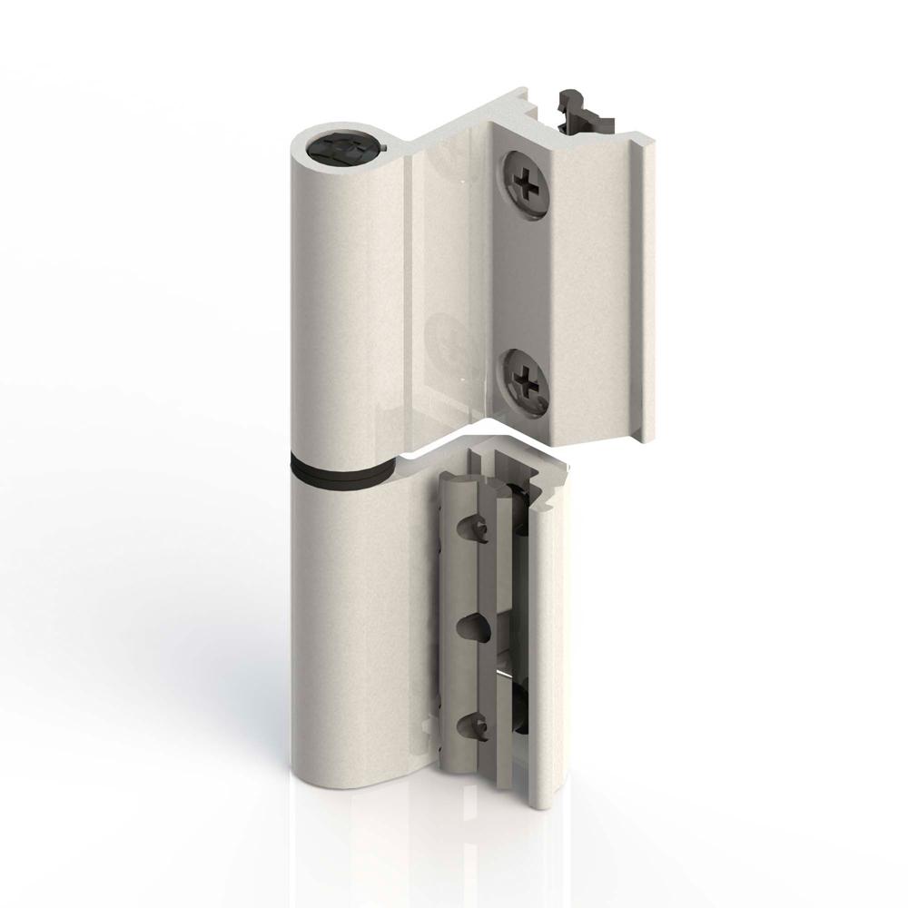 Cerniere per serramenti giesse flash base serie r - Maniglie per finestre in alluminio vecchie ...