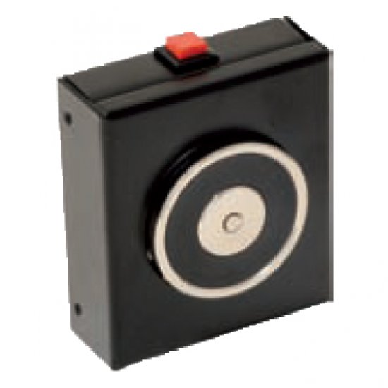 Elettromagnete Di Trattenuta Con Pulsante Di Sblocco Art18001 Opera Se
