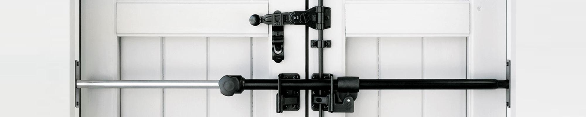 barres anti-intrusion pour portes-fenêtres et volets