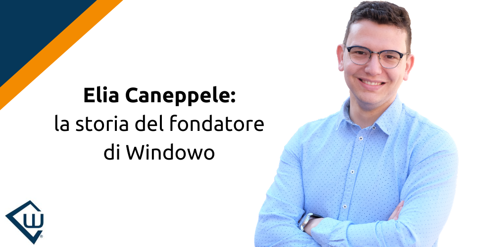 Elia Caneppele: imprenditore digitale e fondatore di Windowo