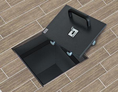 buy floor safe