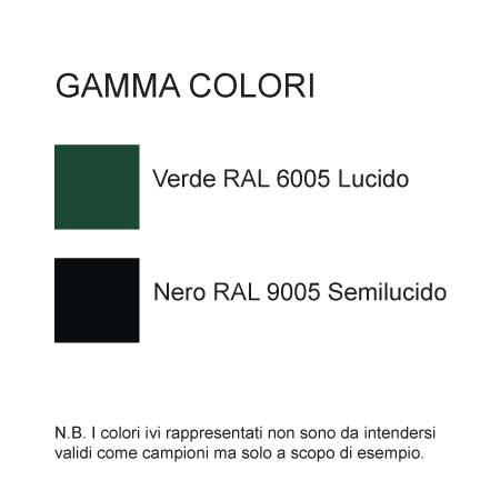 couleurs disponibles