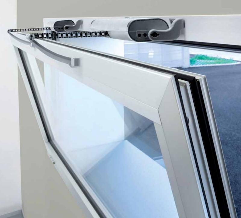 Attuatore a catena a controllo remoto liwin l35 radio comunello mowin windowo - Finestra vasistas meccanismo ...