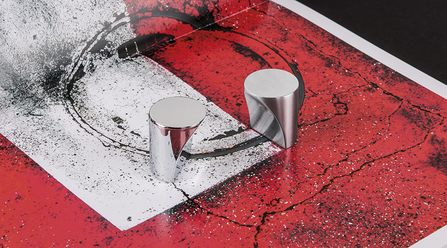 El diseño innovador de la colección Formae personaliza y mejora la pieza de mobiliario.