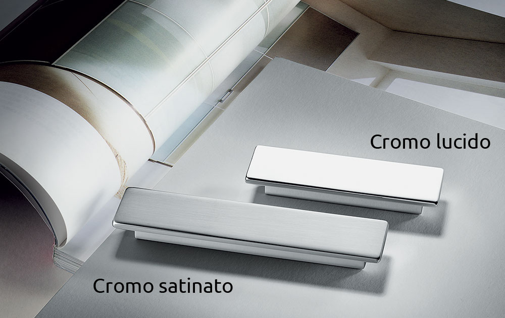 Maniglie Mobili Di Design.Scopri Le Piu Belle Maniglie Per Bagno Mobili Formae F108 Windowo