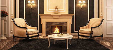 Luxury interior accessories