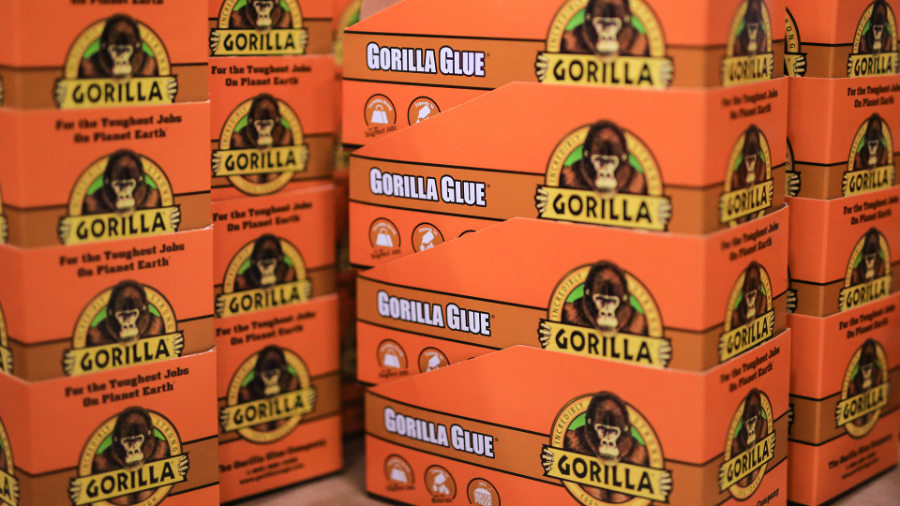 gorilla glue colle