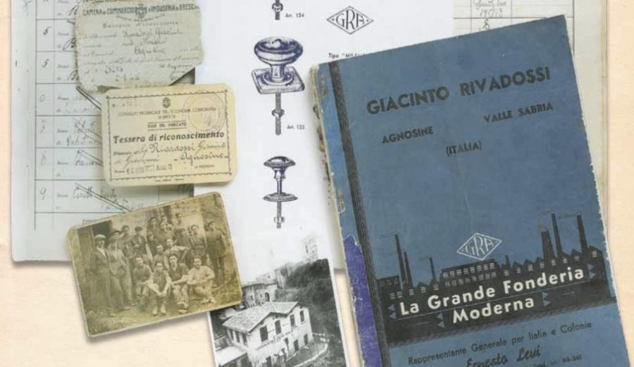gra rivadossi handles brescia italy valsabbia history