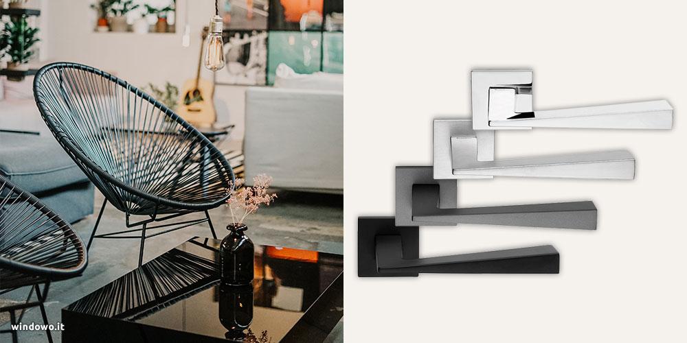 negozio maniglie interior design