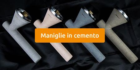 vendita maniglie in cemento