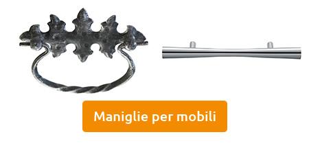 vendita maniglie per mobili