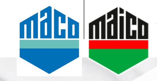 Maco accessoires de matériel de construction maico matériel