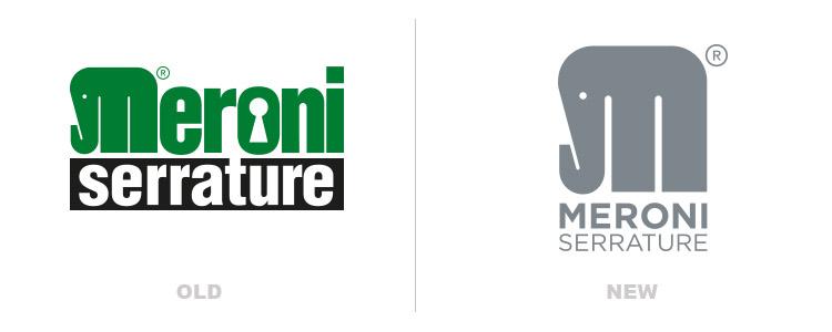 Meroni Elefant Logo Schlösser