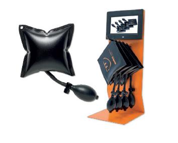 acheter coussin gonflable winbag positionnement portes fen tres mungo windowo. Black Bedroom Furniture Sets. Home Design Ideas