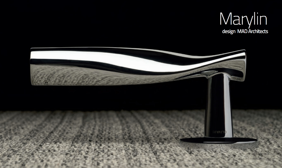 MAD Architects Beijing Olivari italian handles