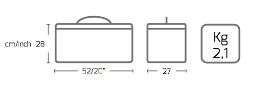 651 misure plano cassetta
