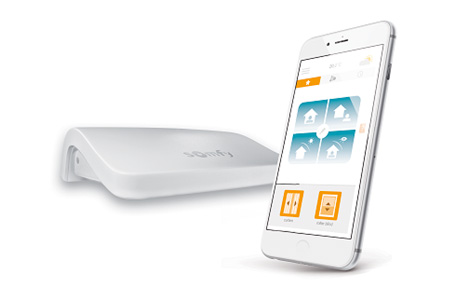 Somfy Connexoon Window RTS centrale Wi-Fi