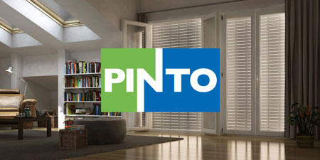 Pinto: Rollläden aus PVC und Aluminium