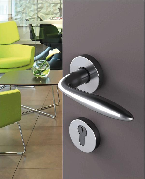 maniglia tropex design in acciaio vendita online