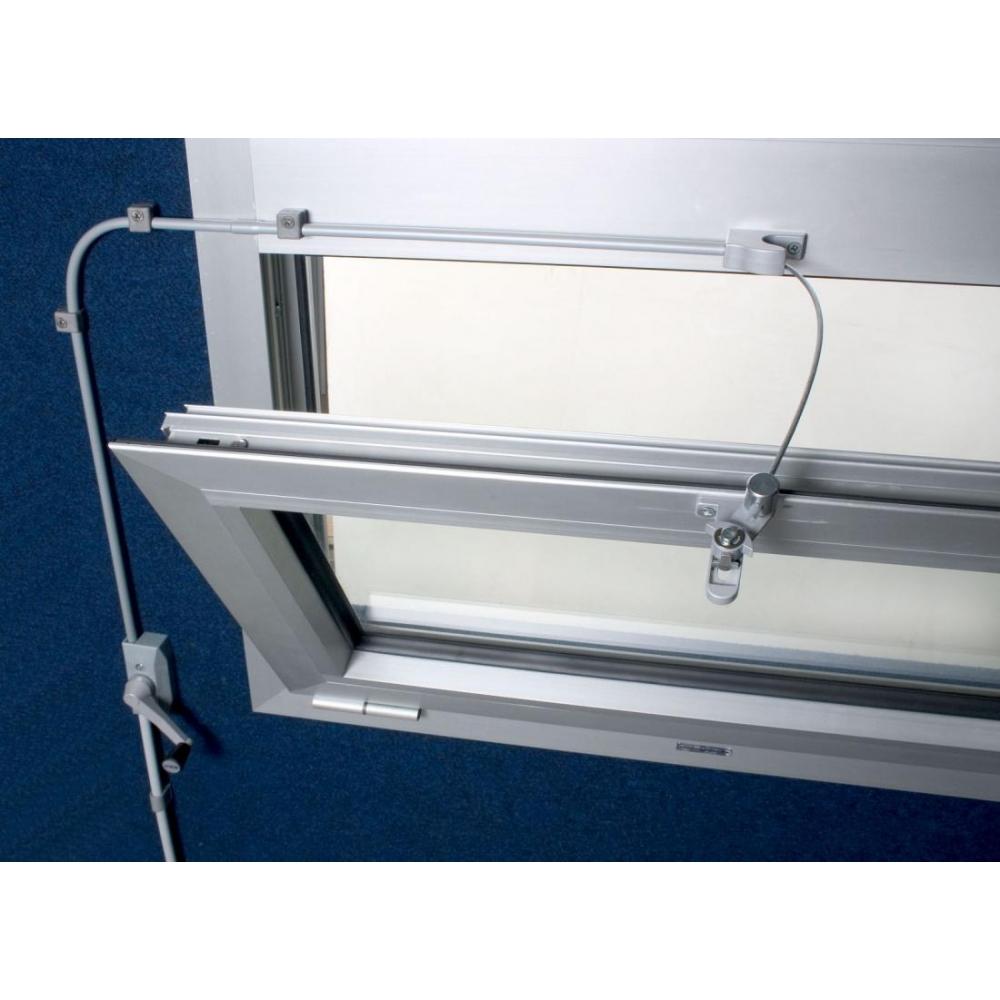 Tende Per Finestre A Ribalta kit completo per vasistas singolo ultraflex ucs meccanismo di apertura  manuale per finestra