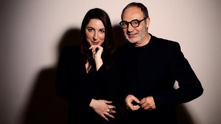 Italian designer handle Luciana Di Virgilio Gianni Veneziano