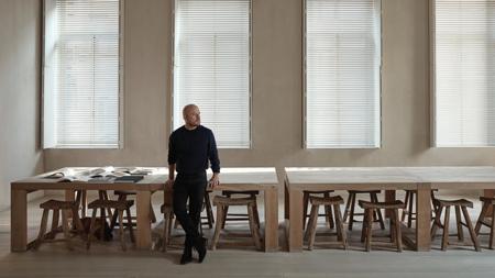 Fenstergriff Der niederländische Designer Vincent Van Duysen