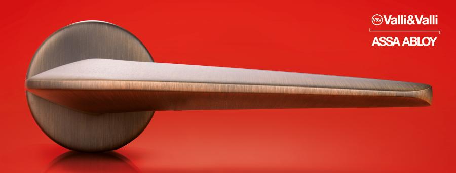 Valli&Valli, maniglie dal design italiano