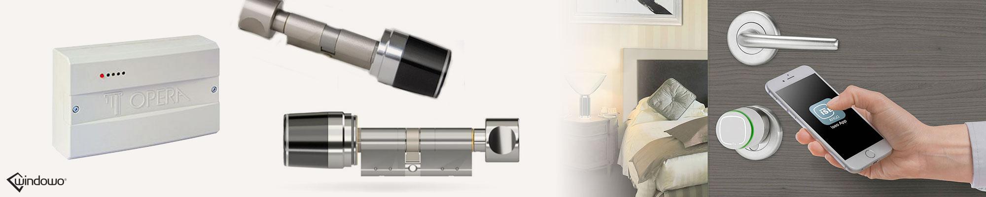 Cilindri Elettronici e Apertura Smart