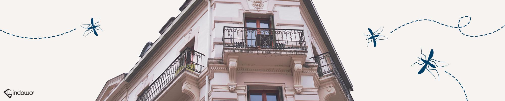 Zanzariere per Balconi e Terrazzi