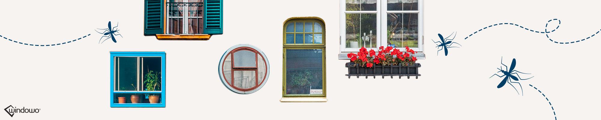 Zanzariere per finestre su misura vendita online