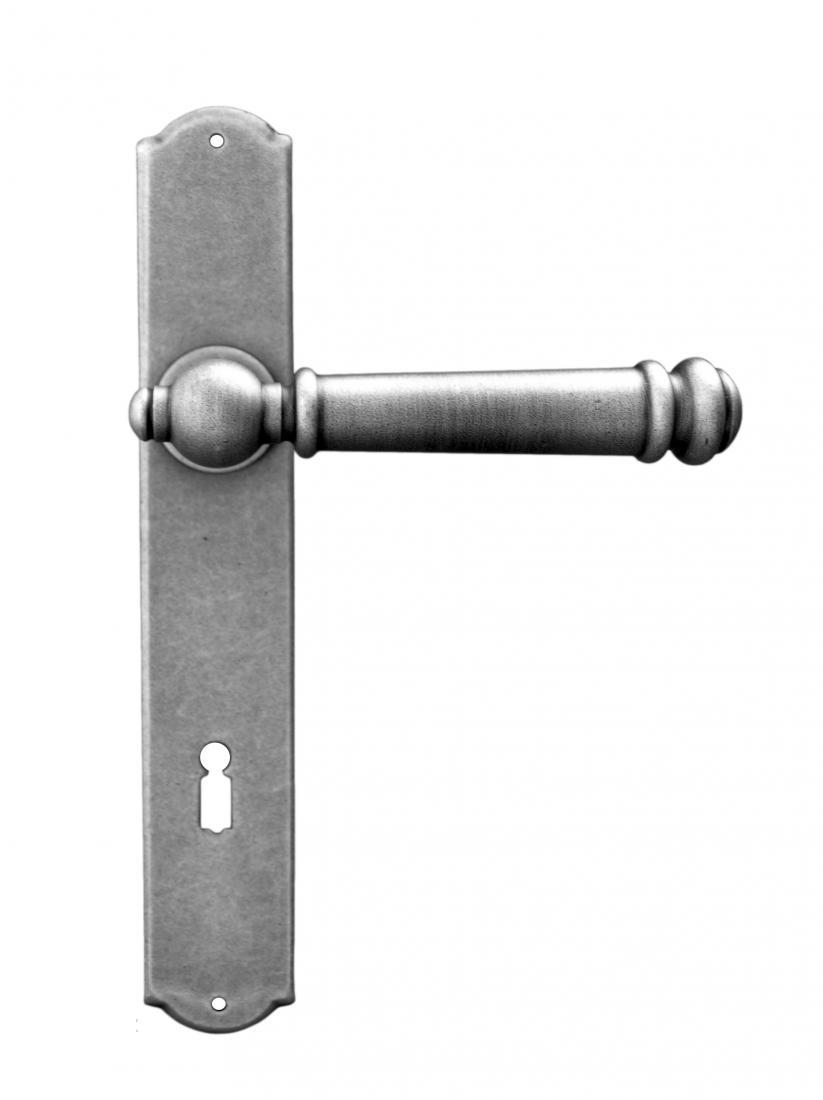 Maniglie per porta su placca vendita online galbusera brema windowo - Maniglia per porta ...