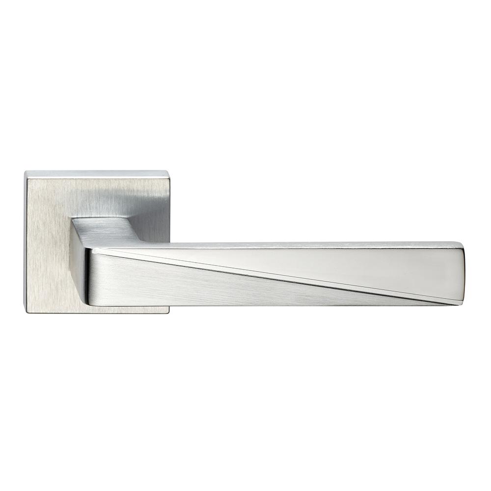 Prisma serie fashion forme maniglia per porta su rosetta windowo - Maniglia per porta ...