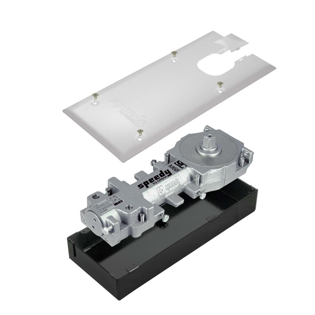 Speedy casma m68 chiudiporta per interni speedybycasma - Come regolare un chiudiporta ...