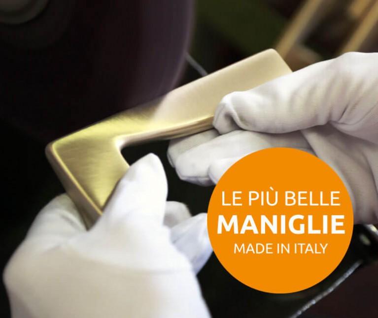 Scopri le più belle maniglie italiane