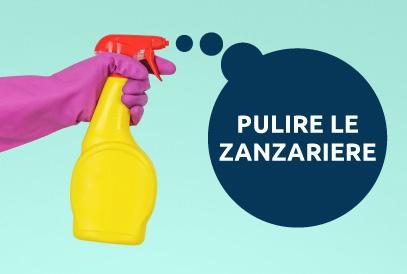 Pulire le zanzariere: modi efficaci e modelli differenti