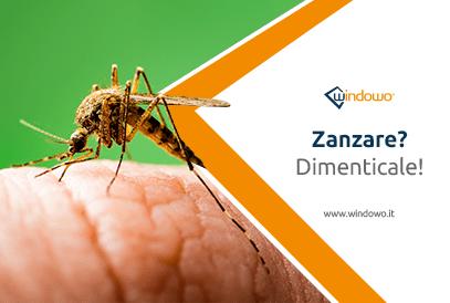 Zanzare: rimedi naturali per farle volare alla larga