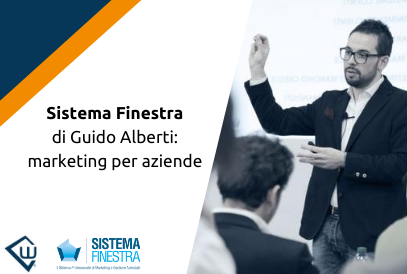 Guido Alberti Sistema Finestra: marketing per aziende di serramenti