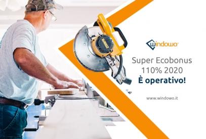 Super Ecobonus 110% 2020 è operativo: ultime notizie e come accedervi