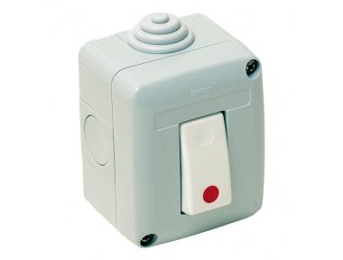 05115 Pulsante di Reset per Centrale Antincendio Monozona Conformità EN54