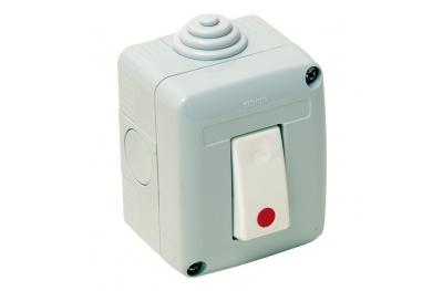 05115 Pulsante di Reset per Centrale Antincendio Monozona