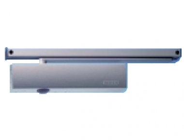 Chiudiporta Aereo Geze TS 5000 Porte 1 Anta Guida Scorrimento con Leva