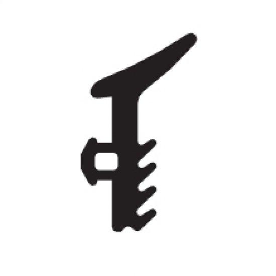 Offerte pazze Comparatore prezzi  Guarnizione Fermavetro Esterna 25mm Sistemi Domal Bobina 500m Complast  il miglior prezzo